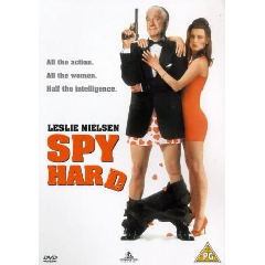 Spy Hard (1996) - (DVD)