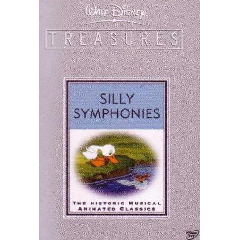 Walt Disney Treasures Silly Symphonies (DVD)