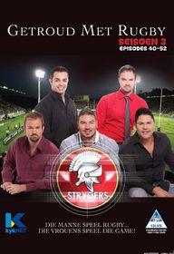 Getroud met Rugby Seisoen 3 Episodes 40 - 52 (DVD)