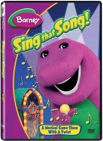 Barney - Can you Sing that Song? (DVD)