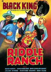 Riddle Ranch (Region 1 Import DVD)