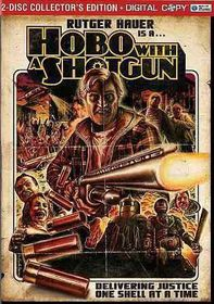 Hobo with a Shotgun - (Region 1 Import DVD)