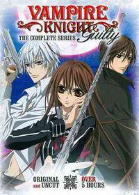 Vampire Knight Guilty:Complete Series - (Region 1 Import DVD)