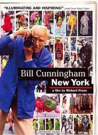 Bill Cunningham New York - (Region 1 Import DVD)