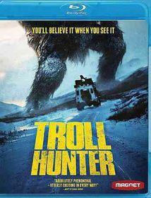 Trollhunter - (Region A Import Blu-ray Disc)