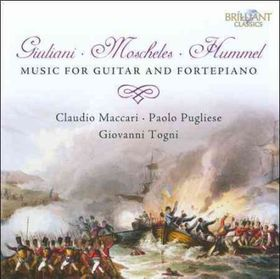 Giuliani:Music for Guitar and Piano - (Import CD)