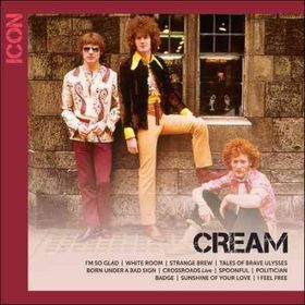 cream - Icon (CD)