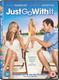 Just Go With It (Import DVD)
