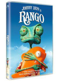 Rango (2011)(DVD)