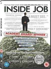 Inside Job (Import DVD)