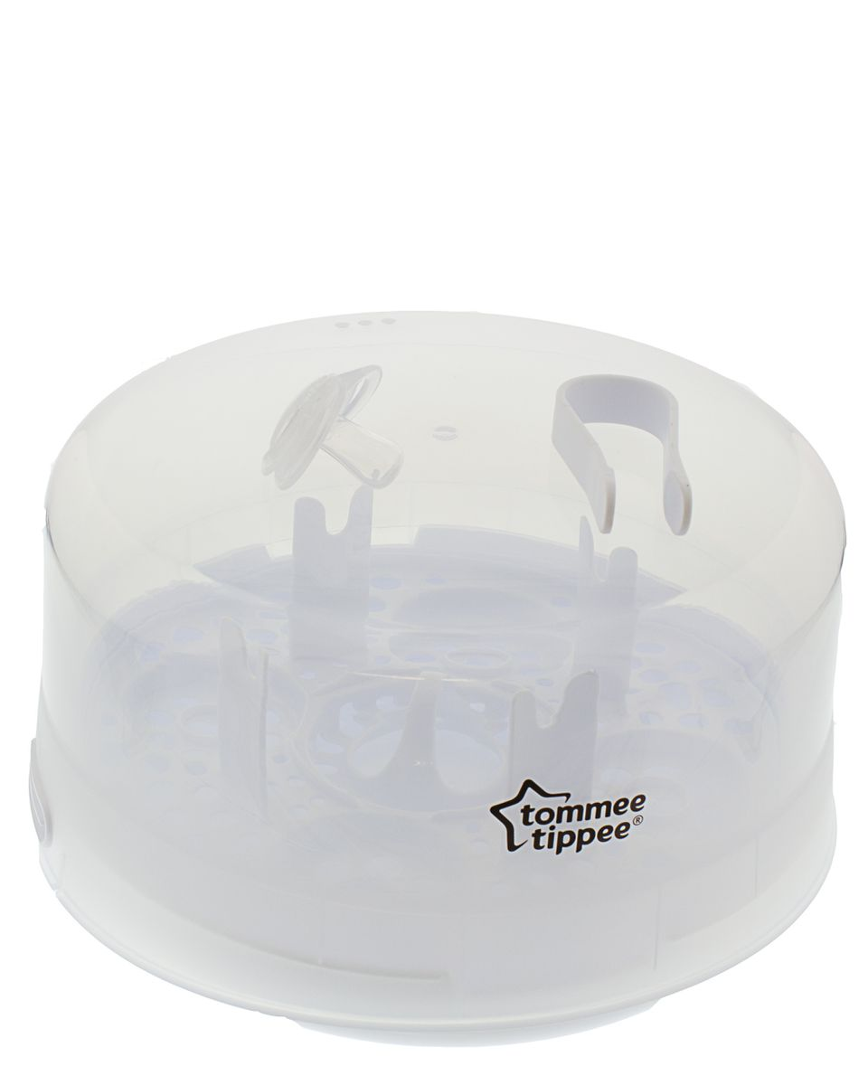 instructions for tommee tippee microwave steriliser