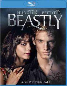 Beastly - (Region A Import Blu-ray Disc)