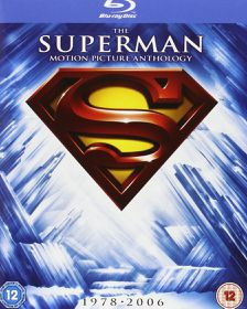 The Superman Motion Picture Anthology 1978-2006 (Blu-ray)