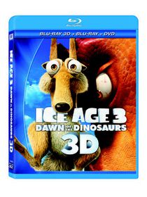 Ice Age 3: Dawn of the Dinosaurs (2009)(3D Blu-ray)
