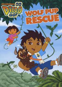 Go Diego Go: Wolf Pup Rescue (DVD)