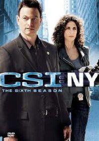 CSI New York Complete Season 6 (DVD)