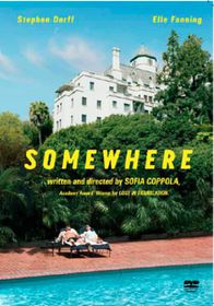 Somewhere (2010)(DVD)
