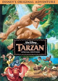 Tarzan (Special Edition)(DVD)