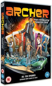 Archer Season 1 (Import DVD)