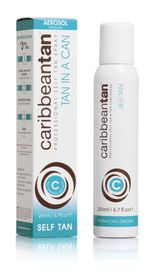 Caribbean Tan Tan In A Can - Gradual C