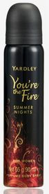 Yardley - You're the Fire  90ml