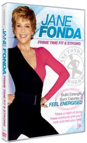 Jane Fonda: Prime Time Fit & Strong (Import DVD)