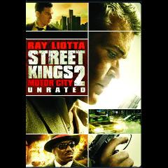 Street Kings 2:  Motor City (2011)(DVD)