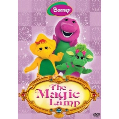 Barney: The Magic Lamp (DVD)