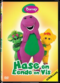 Barney: Hase en Eende en Vis (DVD)