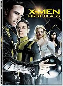 X-Men: First Class (2011)(DVD)