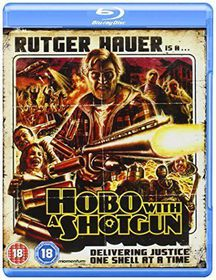 Hobo With A Shotgun (Blu-ray)