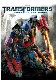 Transformers: Dark of The Moon (2011)(DVD)