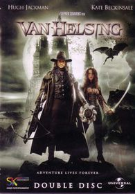 Van Helsing (2004) (DVD)