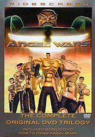Angel Wars:Complete Original DVD - (Region 1 Import DVD)