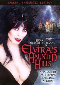 Elvira's Haunted Hills - (Region 1 Import DVD)