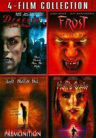 Dracula:Dark Prince/Frost/Premonition - (Region 1 Import DVD)