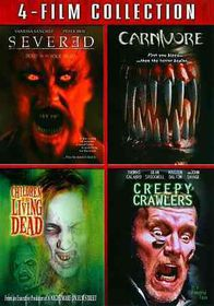 Severed/Carnivore/Children of the Liv - (Region 1 Import DVD)