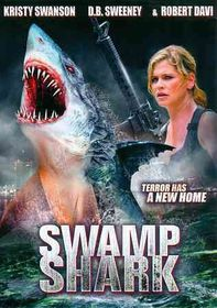 Swamp Shark - (Region 1 Import DVD)