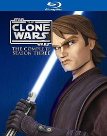 Star Wars:Clone Wars Season Three - (Region A Import Blu-ray Disc)
