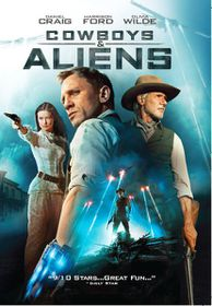 Cowboys & Aliens (2011)(DVD)