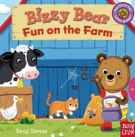 Bizzy Bear: Fun On The Farm