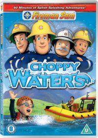 Fireman Sam - Choppy Waters (DVD)