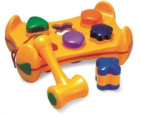 Tolo Toys - Shape Sorter Play Bench