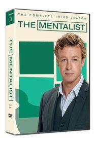 Mentalist Season 3 (DVD)