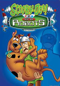 Scooby Doo and the Robots (DVD)