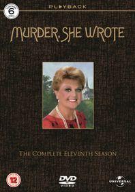 Murder She Wrote: Season 11 (parallel import)