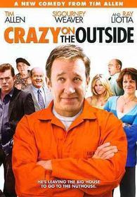 Crazy on the Outside - (Region 1 Import DVD)