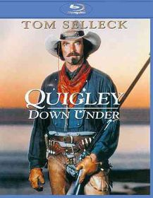 Quigley Down Under - (Region A Import Blu-ray Disc)