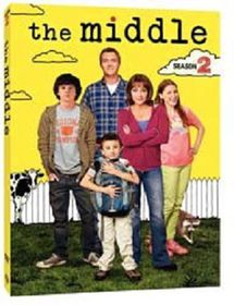 The Middle Season 2 (DVD)