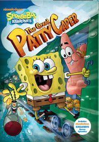SpongeBob SquarePants: The Great Patty (DVD)